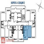 фото 1комн. квартира Санкт-Петербург ул Русановская, д. 18 к 1 стр 1